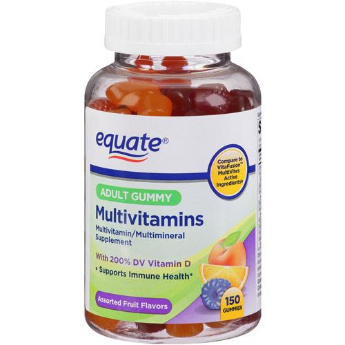 Multivitamin ratings