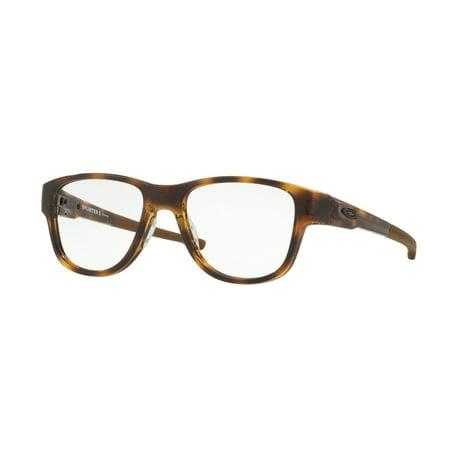 Oakley 0OX8094 Splinter 2.0 Full Rim Oval Eyeglasses for Unisex - Size (Oakley Frame Size Guide)