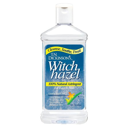 T.N. Dickinson Witch Hazel Dickinson Astringent Blue Label 16 Oz Dickinsons Witch Hazel Astringent