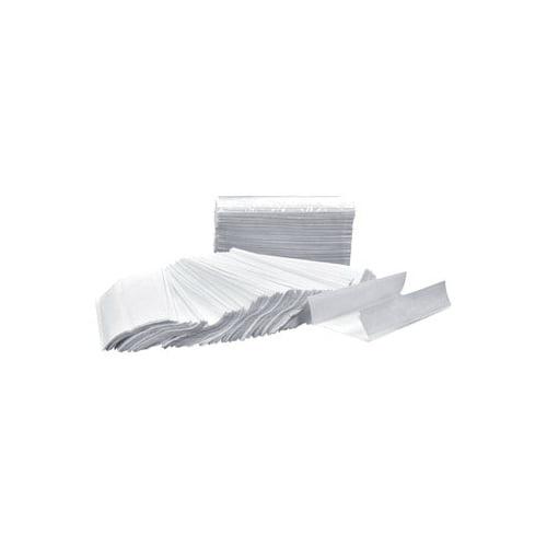 Harbor H3200W C-Fold Paper Towel, White