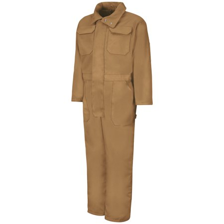 Men's Insulated Blended Duck Coverall