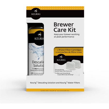 Keurig Hot Brewer Care Kit