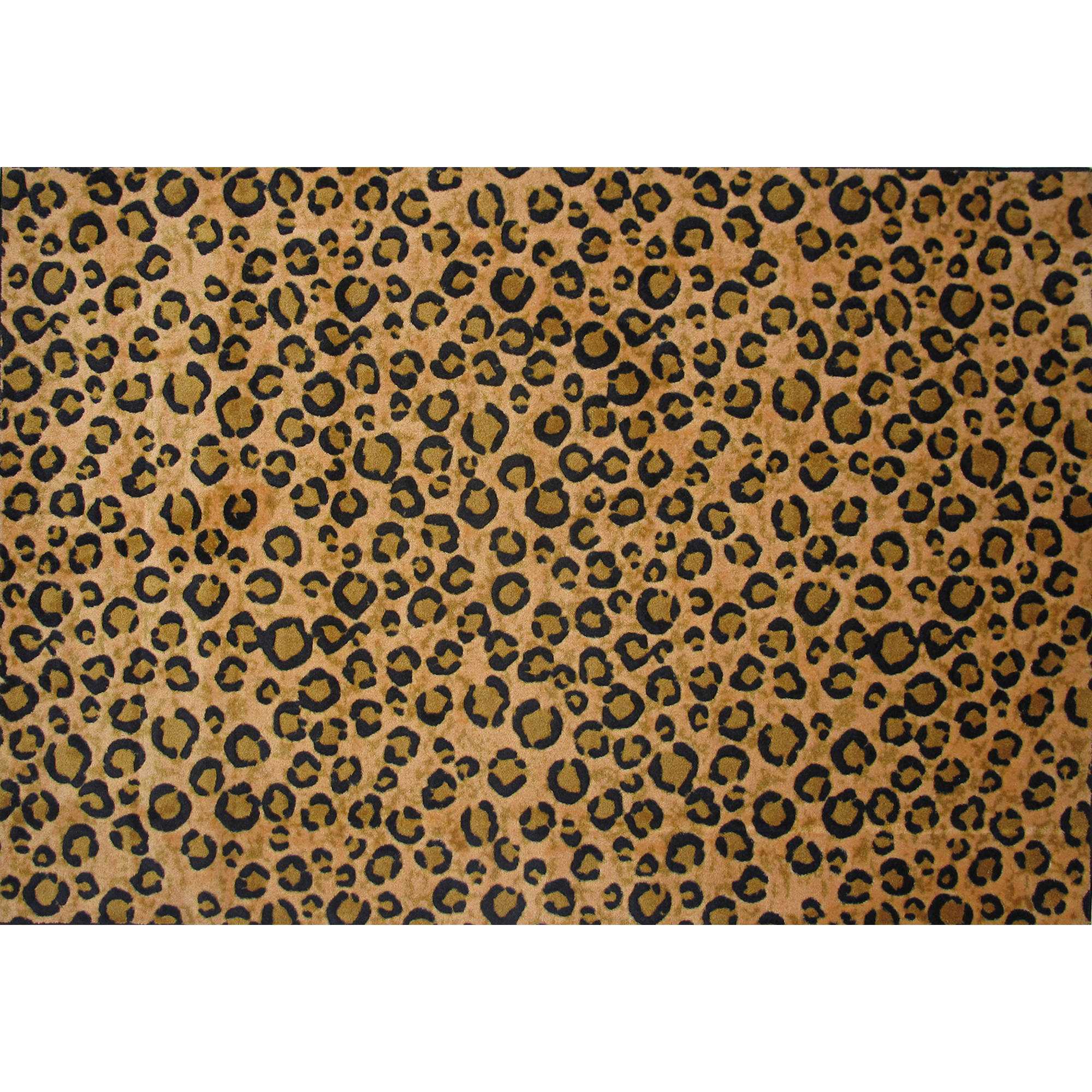 Fun Rugs Leopard Skin Kids Rugs