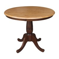 International Concepts Piperton 36 in. Round Top Pedestal Dining Table
