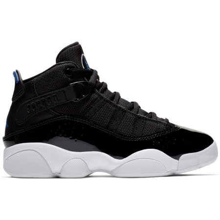 58a40be89c1220 Nike - Nike PS Boys  Jordan 6 Rings Basketball Shoes Black Hyper ...
