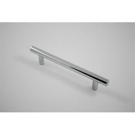 Cabinet Bar Pull, Polished Chrome - image 1 de 1