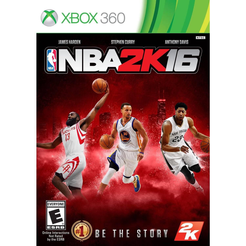 NBA 2K16 (Xbox 360) - Pre-Owned