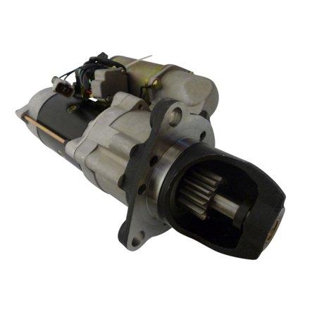 New 24V Starter Motor Fits 1994 1997 Komatsu Crawler D65e 6D125 0 23000 3285 0 23000 3286 0230003280 0230003281 0 23000 3283 0 23000 3284 0230003282 0230003283 0 23000 3281 0 23000 3282 0230003284