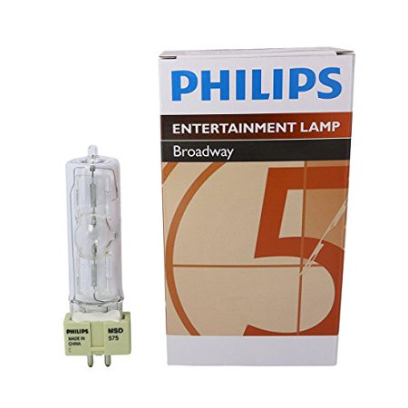 - Philips MSD 575W AC Lamp for Architainment Lighting