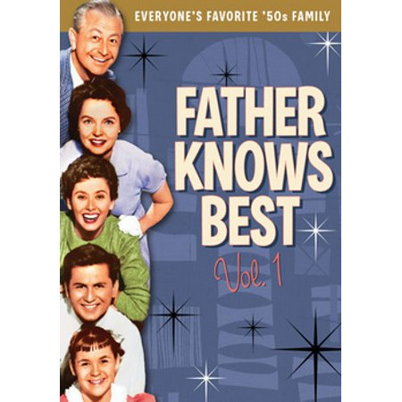 Father Knows Best: Volume 1 (DVD) (Rodney Young Father Knows Best)