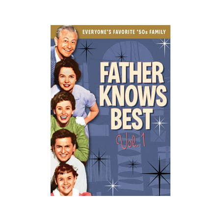 Father Knows Best: Volume 1 (DVD)