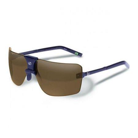 - Gargoyles 85s Sunglasses w/ Black Frame, Brown w/Bronze Mirror Lens GAR10700074
