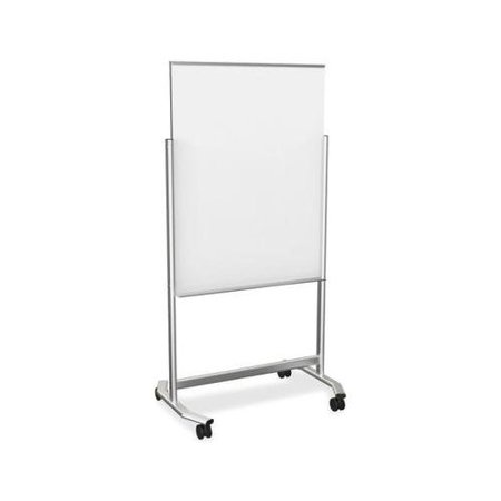 Balt Visionary Move Mobile Magnt Glass Whiteboard BLT74950 by