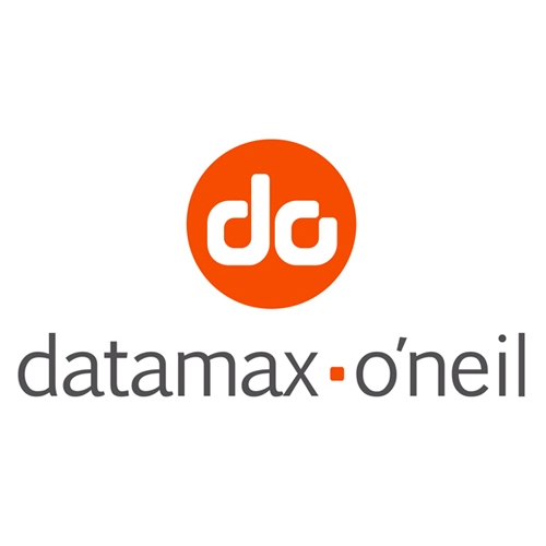 """Datamax-O'Neil Consumables, GPR+ Wax Ribbon, 4.17"""" X 1476', 1"""" Core, Stationary - M/I/H Class Compatible  1 Roll"""