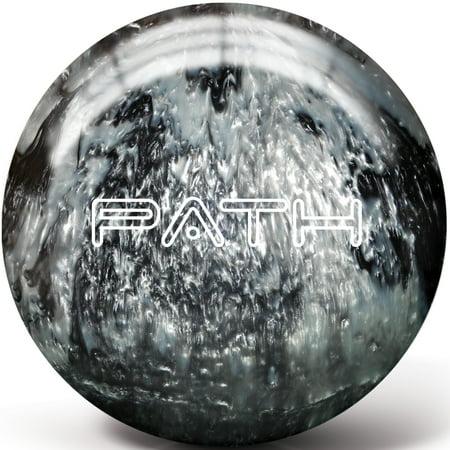 Pyramid Path Black/Silver Bowling - Dragon Ball Bowling Ball