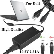 45W AC Adapter Charger for Dell Vostro 14: 3458 3459 5459, 15: 3358 3558 3559