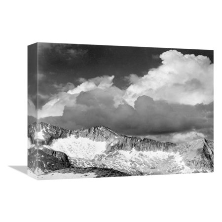 King Gallery - Global Gallery White Pass Kings River Canyon National Park California 1936 Wall Art