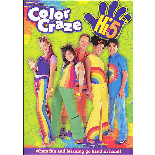 Hi-5 Color Craze (Full Frame)