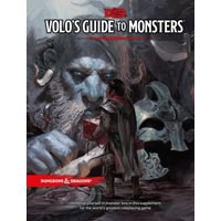 Dungeons & Dragons: Volo's Guide to Monsters (Hardcover)