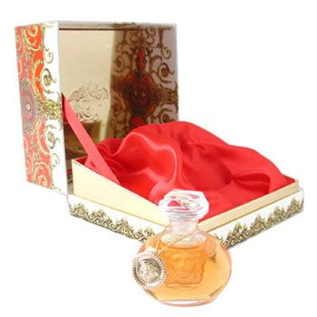 BLONDE par Versace 0,5 oz Parfum PERFUME Nouveau dans la boîte NIB