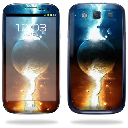 Mightyskins Protective Vinyl Skin Decal Cover For Samsung Galaxy S Iii S3 Cell Phone Wrap Sticker Skins Sci Fi