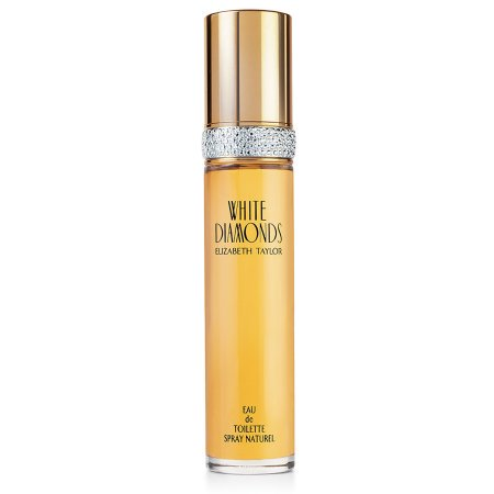 Elizabeth Taylor White Diamonds Eau De Toilette  Perfume Spray For Women  3 3 Oz