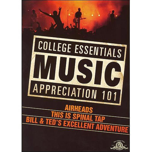 Music Appreciation 101 Gift Set: (Airheads / Bill & Ted's Excellent Adventure / This Is Spinal Tap (Widescreen)