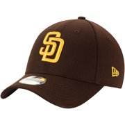 San Diego Padres New Era Youth The League 9FORTY Adjustable Hat - Brown
