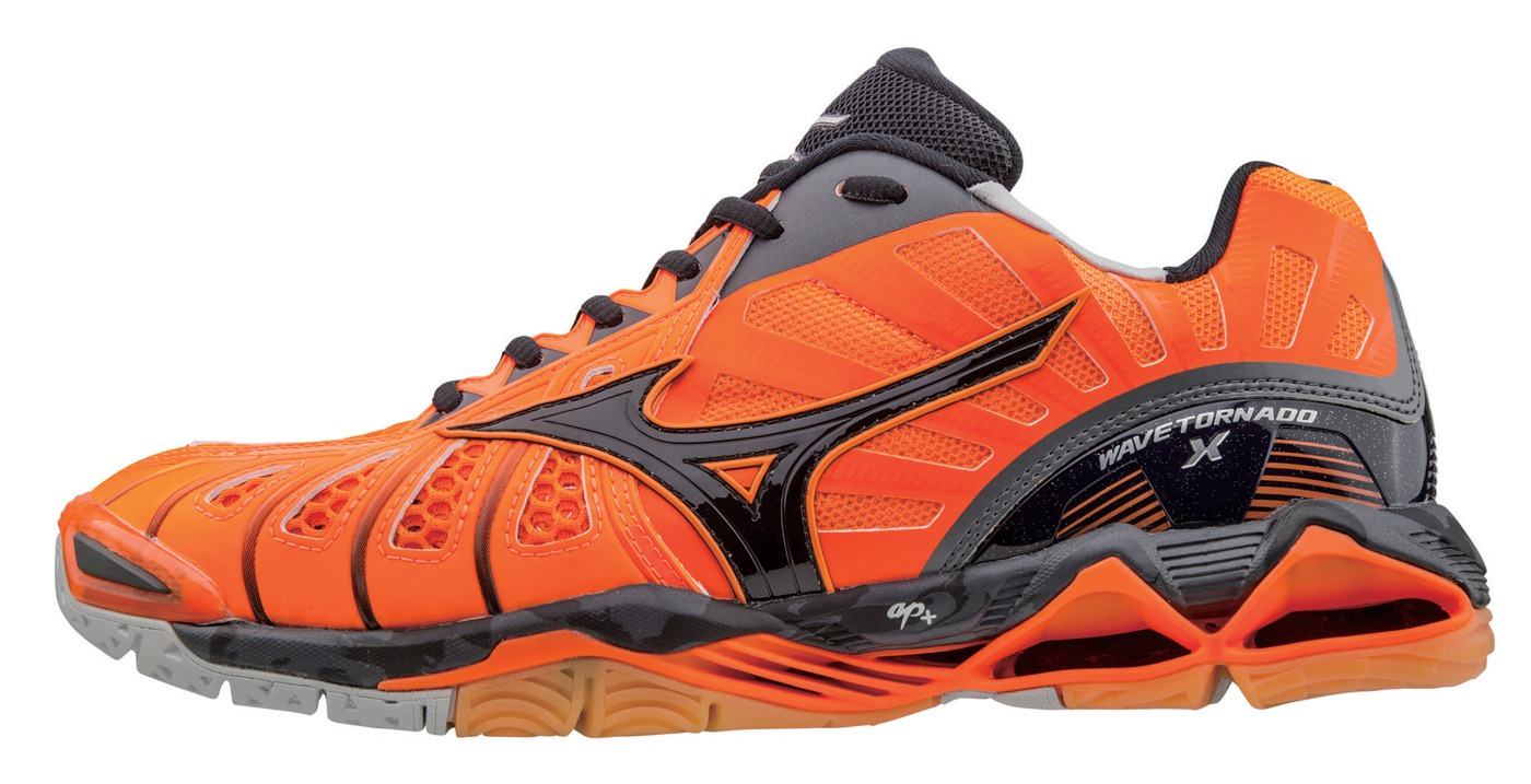Mizuno Men's 430201 Wave Tornado X Volleyball Shoe by Mizuno