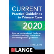 Current Practice Guidelines in Primary Care 2020 (Edition 18) (Paperback)