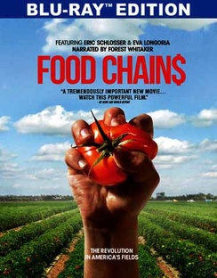 Food Chains (Blu-ray) by Allied Vaughn