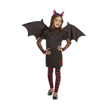 Children's Mavis W/ Wings Hotel Transylvania Costume
