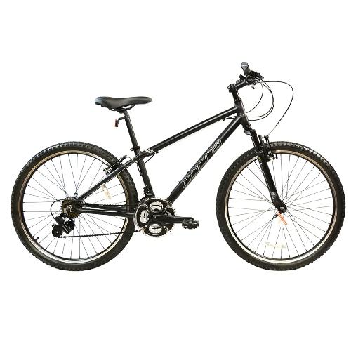 Alton Mountain Bike by Corsa - 16'' Matte Black X21