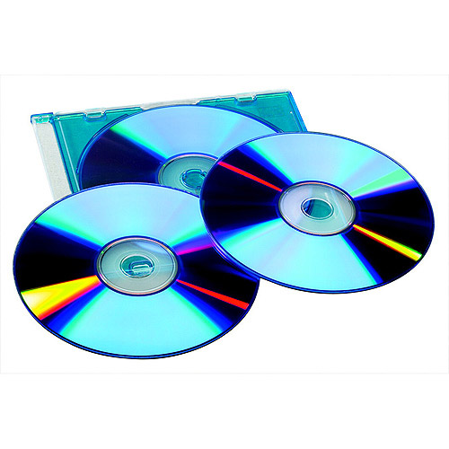 School Smart Recordable CD, On Spindle, 700 MB, 80 Minutes, Multiple Pack Sizes