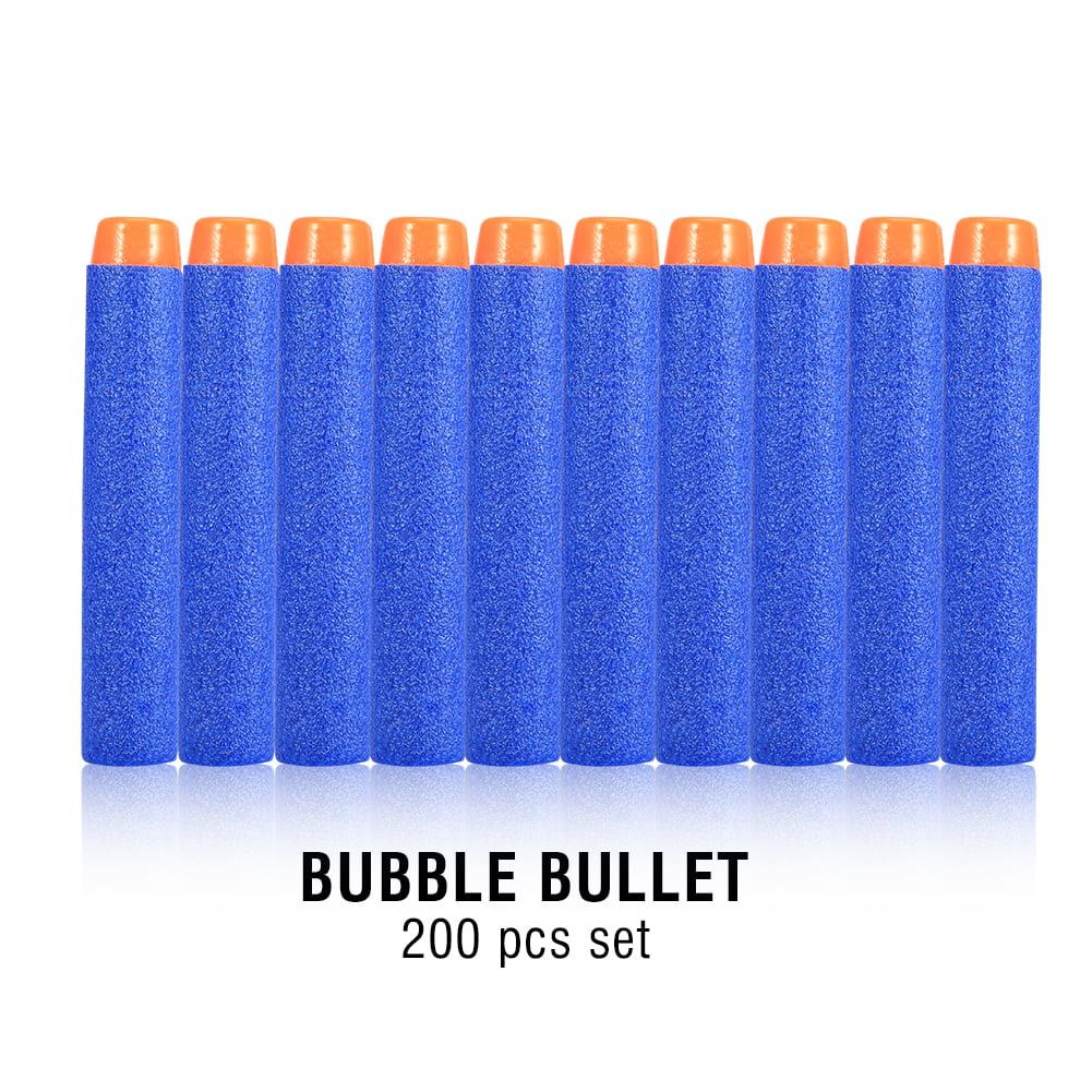 Lv. life 200 Pcs Refill Bullet Darts for Elite Series Blasters Kids Toy USA