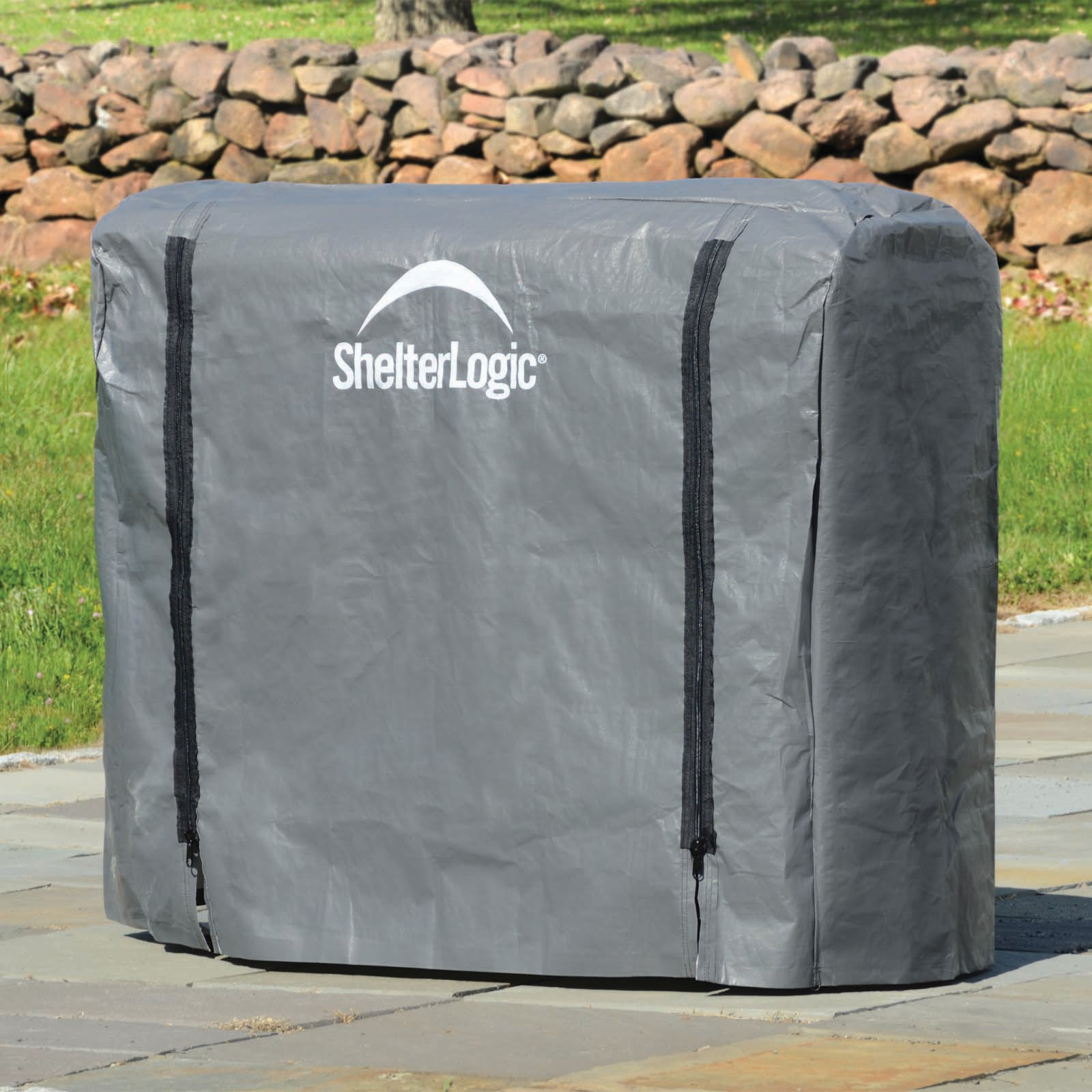 Firewood Rack-in-a-Box Universal Cover, 4' by ShelterLogic