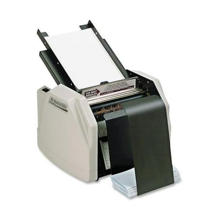 Martin Yale, PRE1501X, Premier Automatic Paper Folder, 1 Each, Gray