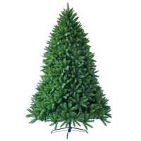 Costway 7.5ft Artificial Christmas Fir Tree 1968 Branch Tips