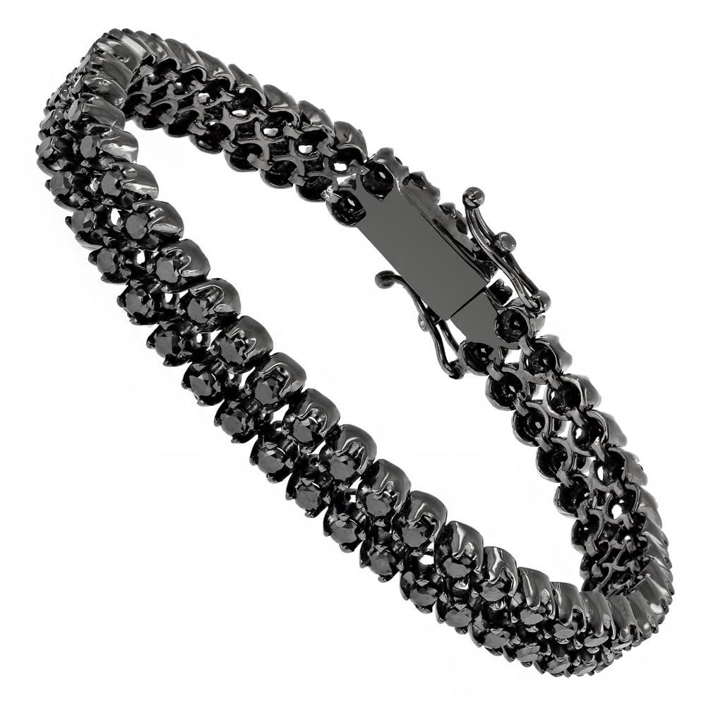 Cartier Black Pearl Earrings