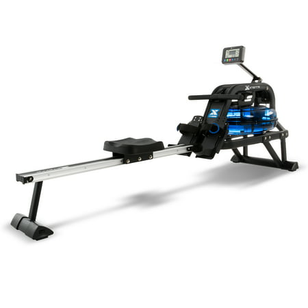 XTERRA Fitness ERG600W Water Rower (First Degree Fitness Challenge Ar Water Rowing Machine)
