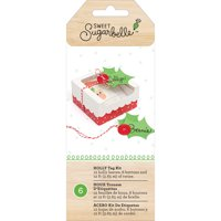 Sweet Sugarbelle Gift Tags-Holly