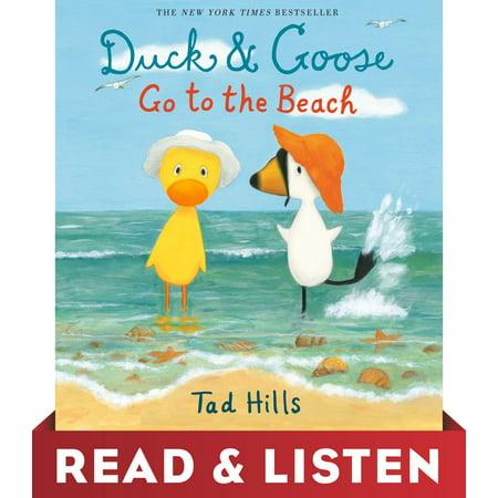 Duck & Goose Go to the Beach: Read & Listen Edition - eBook](Duck Beach)