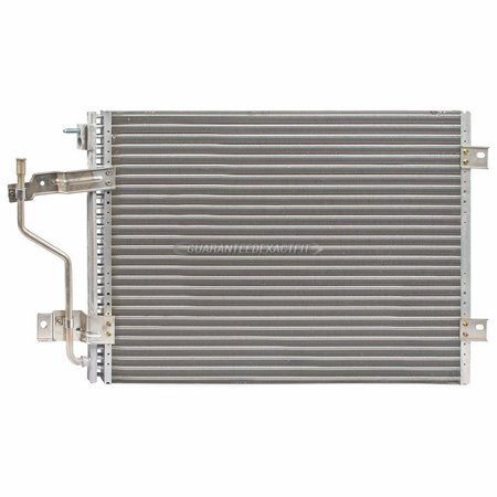 A/C AC Air Conditioning Condenser For Dodge Ram 2500 3500 1998-2001