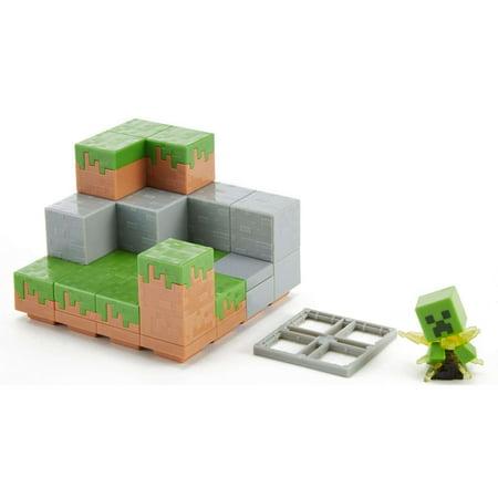 Minecraft Crater Creator Environment Set