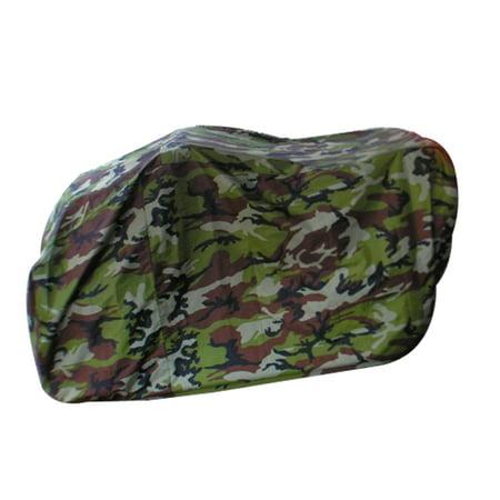 Armor Atv (Camouflage Pattern Quad Bike ATV Waterproof Rain Snow Resistant Cover Army Green)
