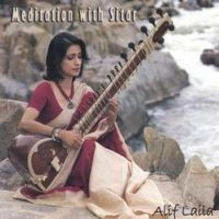 Alif Laila - Meditation with Sitar [CD]