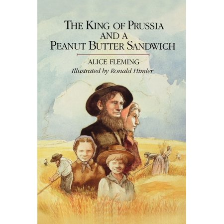 The King of Prussia and a Peanut Butter Sandwich (Halloween King Of Prussia)