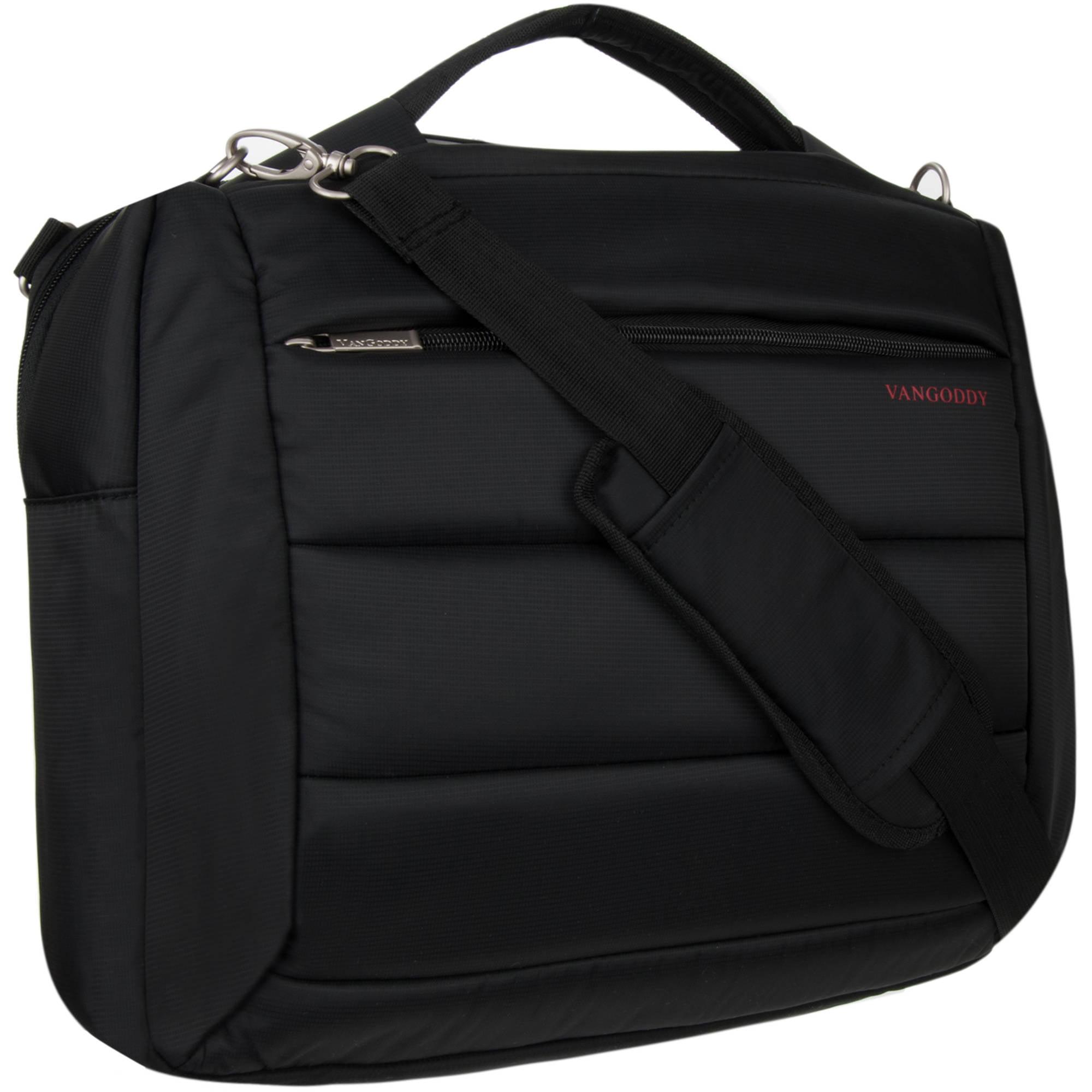 """Vangoddy Bonni 2-in-1 Padded Laptop/Ultrabook Shoulder Bag Case Backpack Hybrid for Laptops up to 15.6"""""""