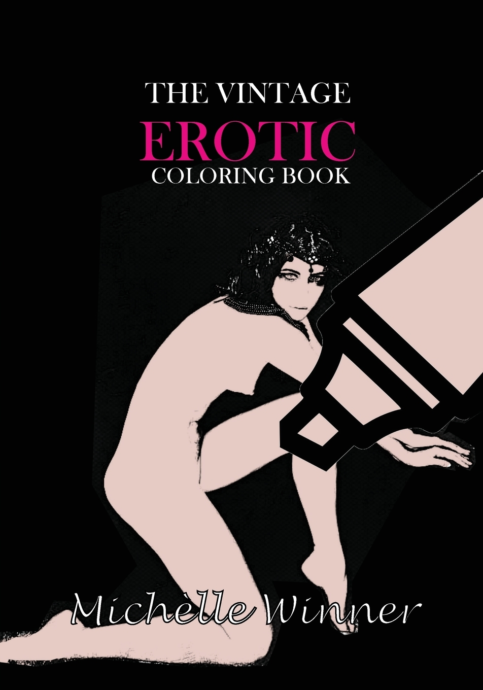 The Vintage Erotic Coloring Book - Walmart.com