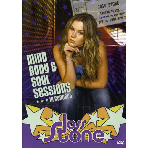 Mind Body & Soul Sessions: In Concert (Amaray Case)